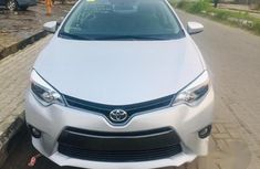 Toyota Corolla 2016 Silver for sale