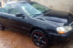 Acura TL 2002 Black for sale