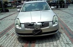 Almost brand new Nissan Maxima 2004 for sale