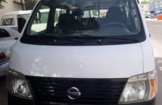 Nissan Urvan 2007 White for sale