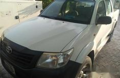 Toyota Hilux 2012 White for sale