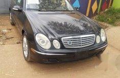Mercedes-Benz 300E 2006 Black for sale
