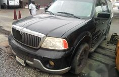 Lincoln Navigator 2005 Black for sale