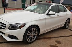 Almost brand new Mercedes-Benz C300 Petrol 2015