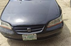 Honda Accord 1999 Coupe Black for sale