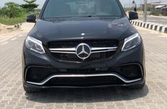 Mercedes-Benz GLE-Class 2016 Black for sale