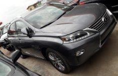 Lexus RX 2015 Petrol Automatic Grey/Silver for sale