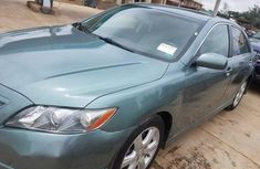 Toyota Camry 2.4 SE Automatic 2008 Green for sale