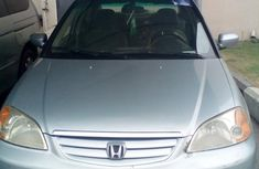 Honda Civic 2001 Blue for sale