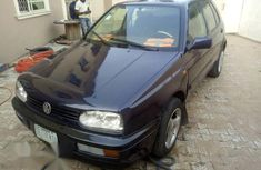 Volkswagen Golf 1994 Blue for sale