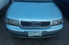 Audi A4 1.8 T 2000 Silver for sale