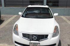 Nissan Altima 2008 2.5 White for sale