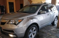 Acura MDX 2012 Petrol Automatic Grey/Silver for sale