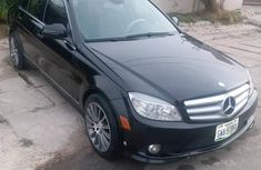 Mercedes-Benz C200 2010 Black for sale