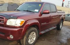 Toyota Tundra 2007 Red for sale