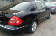 Clean Mercedes-Benz E320 2003 Black for sale