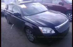 Toyota Avalon 2006 Touring Black for sale