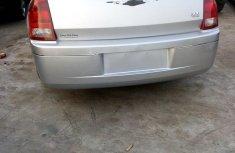 Clean Chrysler Avenger 2005 Silver for sale