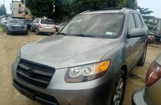 Hyundai Santa Fe 2007 Petrol Automatic Grey/Silver for sale