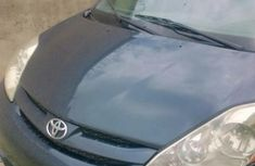 Foreign Used Toyota Sienna 2007 Blue For Sale