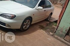 Nissan Primera 2000 White for sale