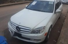 Mercedes-Benz C300 2011 White for sale