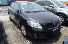 2010 Toyota Corolla for sale in Lagos