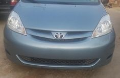 Toyota Sienna 2008 LE Blue for sale