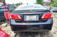 Lexus ES 2010 Automatic Petrol ₦4,400,000 for sale
