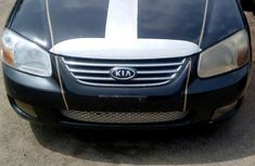 Kia Cerato 2008 Black for sale