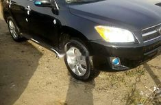 Toyota Camry 2010 Petrol Automatic Black for sale