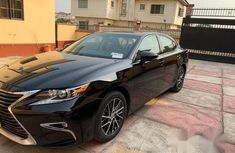 Lexus ES 350 2016 Black for sale