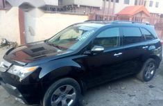 Acura MDX 2008 SUV 4dr AWD (3.7 6cyl 5A) Black for sale