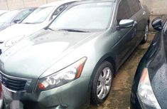 Honda Accord 2009 Green for sale