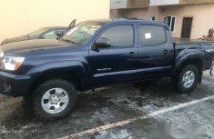 Toyota Tacoma 2013 Blue for sale