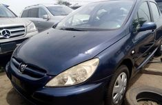 Almost brand new Peugeot 307 Petrol 2003 for sale