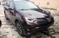 foreign used 2017 toyota rav4