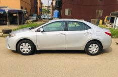 2016 New Foreign Used Toyota Corolla