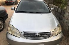 Neatly Used corolla 2003 model for sale