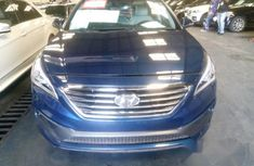 Hyundai Sonata 2015 Blue for sale