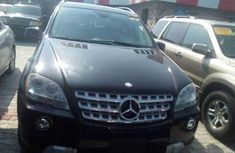 2011 Mercedes-Benz ML 320 for sale in Lagos