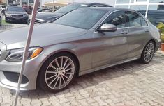 Almost brand new Mercedes-Benz C300 Petrol 2016