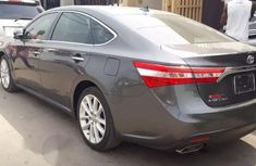 Toyota Avalon 2016 Gray for sale