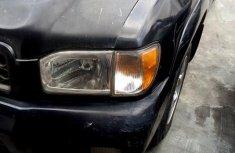Nissan Pathfinder 2002 Petrol Automatic Black