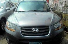 Hyundai Santa Fe 2010 Gray for sale
