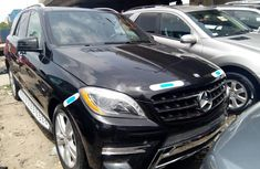 Mercedes-Benz ML 2013 Automatic Petrol ₦10,500,000