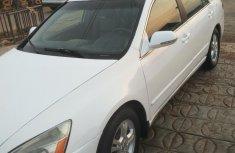 Honda Accord Automatic 2004 White for sale
