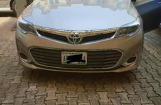 Toyota Avalon 2014 Gold for sale