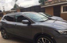 Nissan Qashqai 2015 Gray for sale