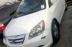 Honda Odyssey 2005 White for sale